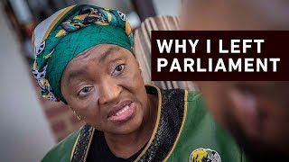 EXCLUSIVE: Why Bathabile Dlamini resigned from Parliament