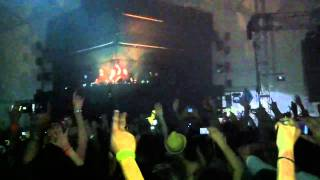 Nothing But Love - Axwell (Swedish House Mafia) LIVE at Masquerade Motel 2011 in Miami