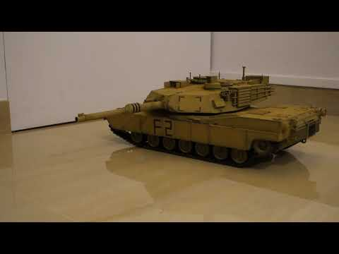 Tamiya M1A2 Abrams US Full Opt. (Kit)