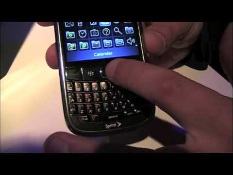 BlackBerry Bold 9650 Hands On