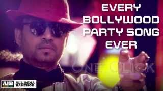 AIB  Every Bollywood Party Song Feat Irrfan/AIB  Making Of Every Bollywood Party Song