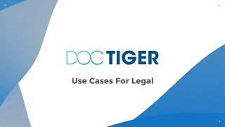 Use Case For Legal Contract Generation