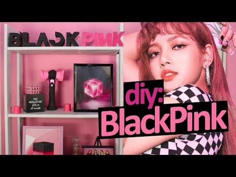 DIY: BLACKPINK - '뚜두뚜두 (DDU-DU DDU-DU) ¡FÁCILES IDEAS!