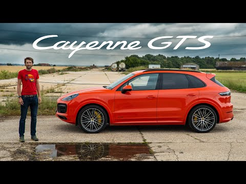 NEW Porsche Cayenne GTS: Road Review | Carfection 4K