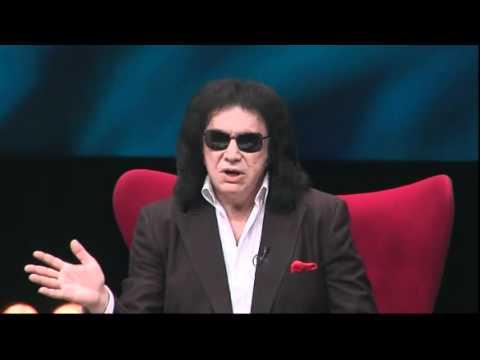 Sample video for Gene Simmons