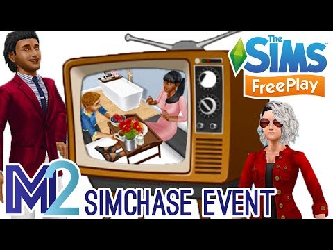 Sims FreePlay - SimChase Event (Tutorial)