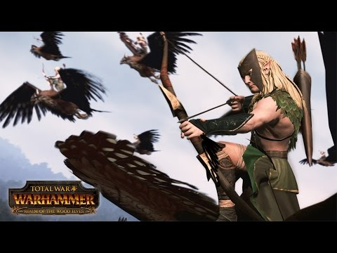 Total War: Warhammer — Realm of the Wood Elves