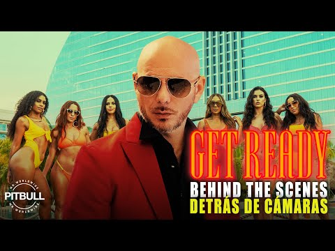 Pitbull ft. Blake Shelton - Get Ready (Official Behind The Scenes)
