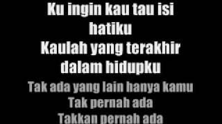 Geisha - Tak Kan Pernah Ada Lyrics.wmv