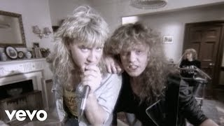 Gambar cover Def Leppard - Pour Some Sugar On Me (version 1: UK concept)