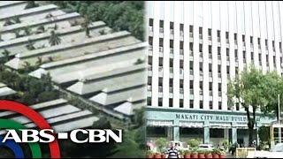 'Hacienda' umano ni Binay, 'idinidikit' sa Makati bldg