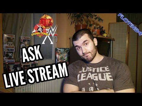 ASK Live Stream 2019
