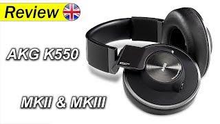 AKG K550 MKII & MKIII