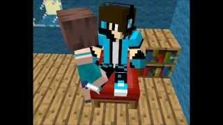 Minecraft animation - Ender love story 2
