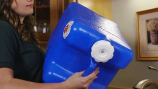 How To Store Your Own Emergency Supply Of Water