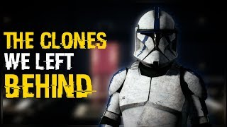 The Forgotten Troopers of the Clone Wars