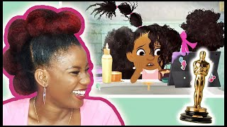 Oscar®-Winning Short Film | HAIR LOVE | We Had to Try This Hairstyle!!!