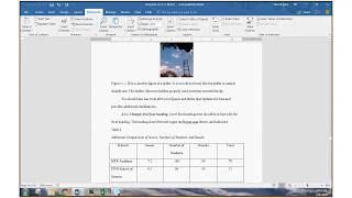How to create chapter-based figure and table numbers (Thesis/Dissertation Formatting)