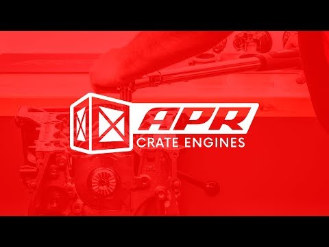 APR MQB Crate Engine Assembly