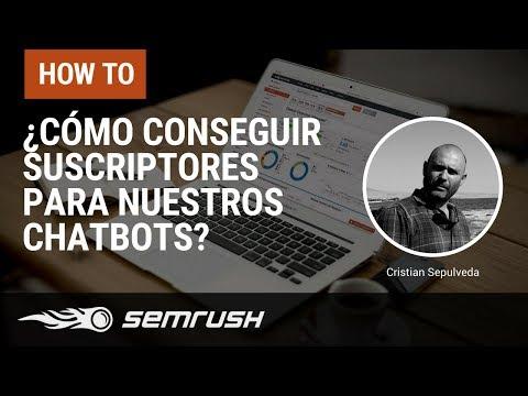 ¿Cómo conseguir suscriptores para nuestros chatbots?