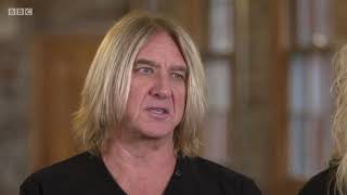 Def Leppard on The One Show, 26 Jan 2018