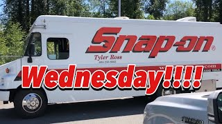SNAP-ON WEDNESDAY - IT'S BEEN AWHILE!