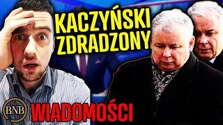 """PiS ZDRADZIŁO Kaczyńskiego! """"TVP powinno być NIEZALEŻNE"""""""