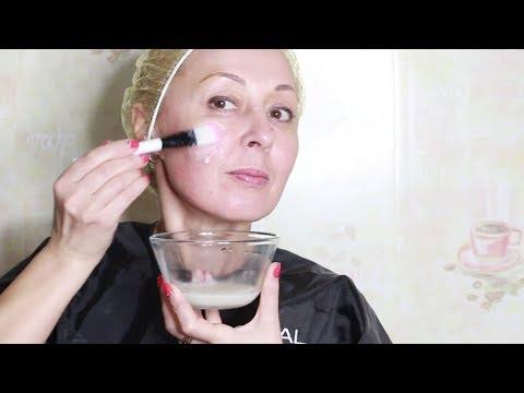 Маски для лица от темных пятен на лице