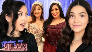 My mom's dream quince | Growing Up Eileen Season 4 EP 4