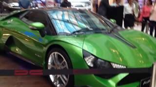 DC Avanti Car - The Indian Lamborghini