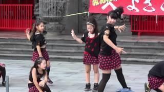キッズ ダンス(高学年チーム②)(天宮よさこい2012)