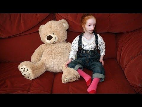 Maailman pienin tyttö Charlotte Garside
