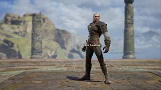 Soul Calibur VI Customize Geralt