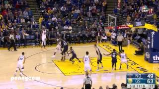 Stephen Curry ALL 13 three pointers vs Pelicans - NBA record!!!! (2016)