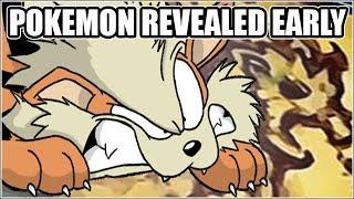 FULL REVEALED EARLY POKEMON TEAM!