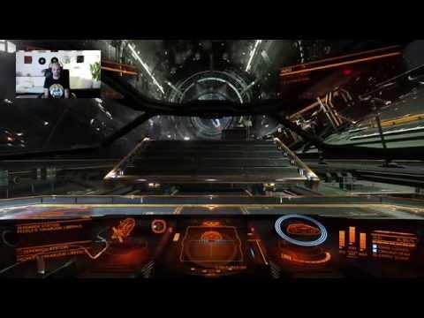 [German] Elite: Dangerous Tutorial Xbox One - Deutsch Gameplay