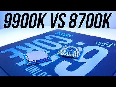 Intel i9-9900K vs i7-8700K – Best Gaming CPU?