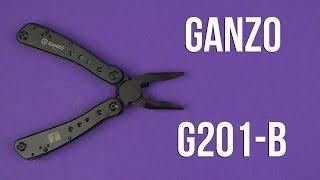 Ganzo G201-B - відео 1