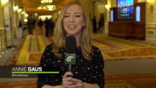 NVIDIA KeyNote At CES 2017 Day #1