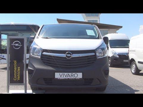 OPEL Vivaro Fg F2900 L2H1 1.6 CDTI 120 Pack Clim + Diesel