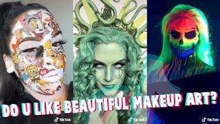Beautiful Makeup Art On TikTok