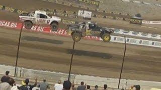 Lucas Oil Pro 4 Truck Race 1080p August 24 2013 Short Course ORIG