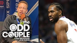 Chris Broussard - Clippers Are Telling Us Kawhi Leonard Is Damaged Goods
