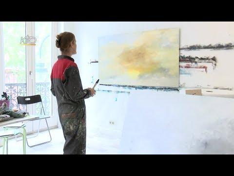 Aude Carré, artiste peintre