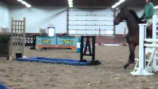 George Morris: Educating A Horse To A Spooky Jump