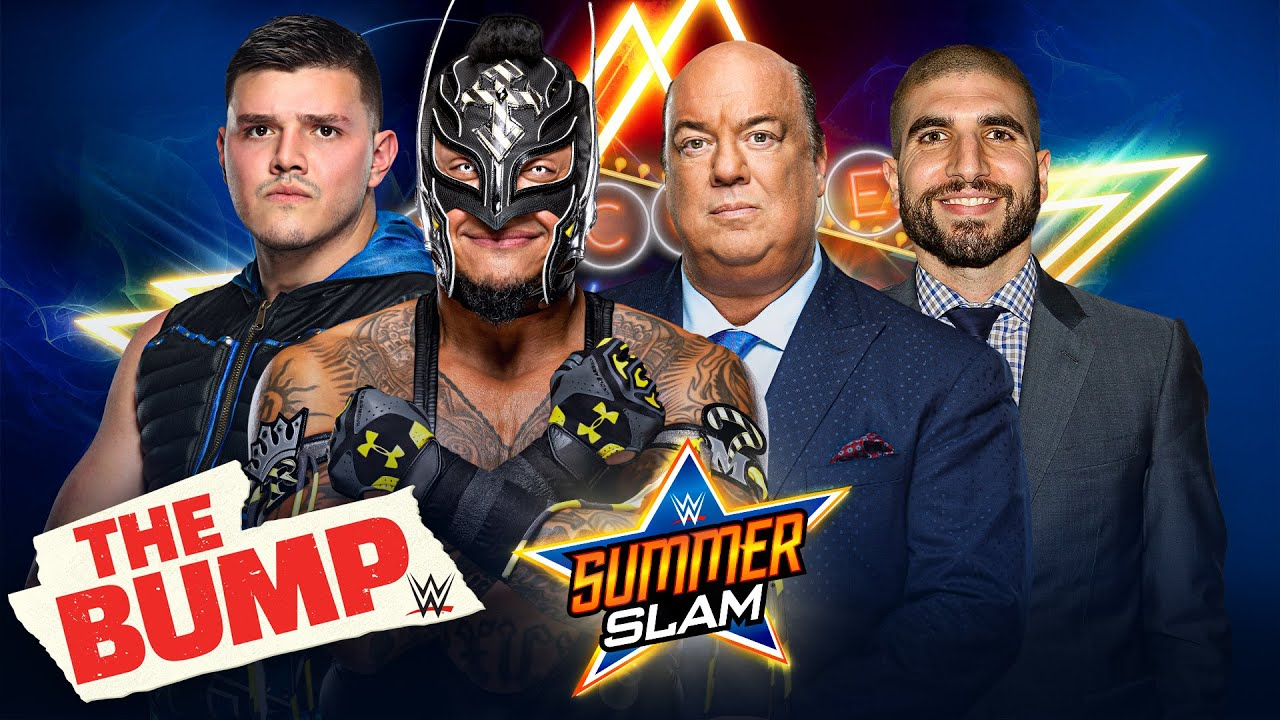 WWE The Bump: SummerSlam Preview