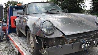 Polskie Porsche z częściami od  Żuka
