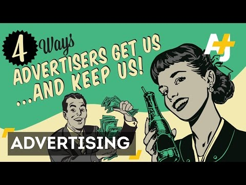 Four Advertising Tricks That Get Us To Buy Stuff We Don't Need