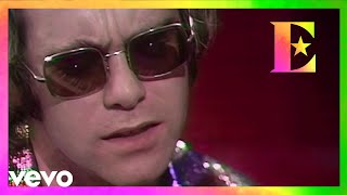 Elton John - Tiny Dancer Old Grey Whistle Test 1971