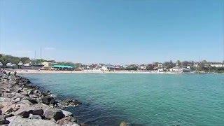 Одесса, Люстдорф пляжа нет.